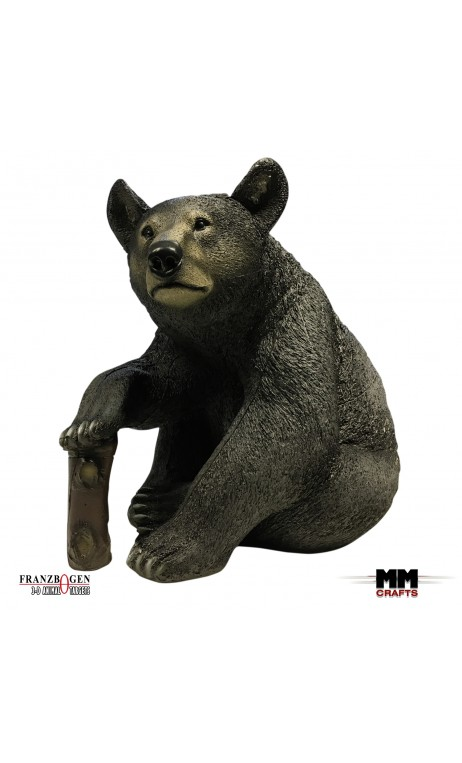 Brown bear sitting 3D FRANZBOGEN TARGETS - Ulysses archery - equipment - accessorie -