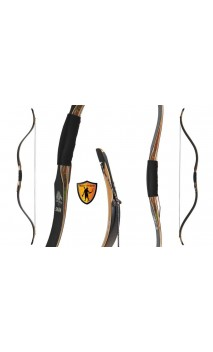 "Arc equestre HorseBow SADA 52"" OAK RIDGE"
