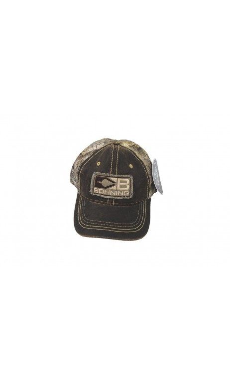 Casquette Realtree® Hat BOHNING ARCHERY - ULYSSE ARCHERIE