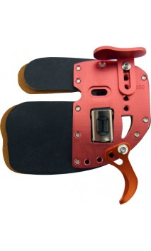 El campo de tiro RUGBII LEATHER DECUT ARCHERY