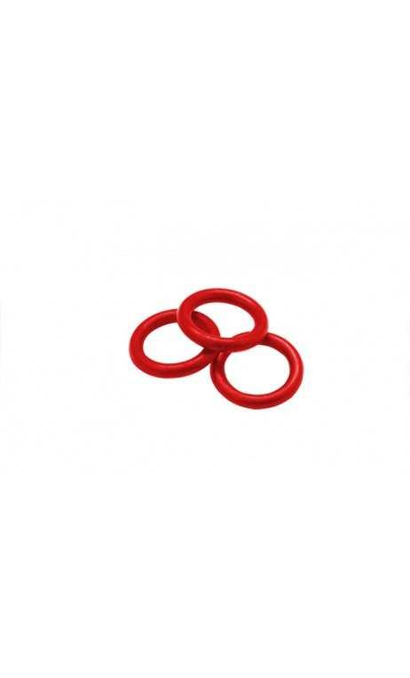 Joints toriques rouge ( pointe Apex Combo 9/32) TOPHAT ARCHERY - ULYSSE ARCHERIE
