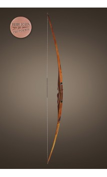 "Traditional CREEK 66"" longbow BEIER GERMANY"