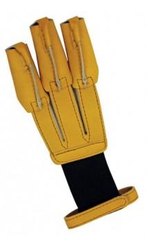 El guante original de tiro con arco maestro Fred Bear