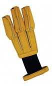 El guante original de tiro con arco maestro Fred Bear - ARQUERÍA DE ULYSSE - ULISES CON ARCO