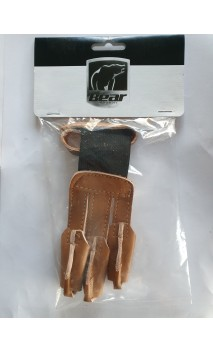 The Original Fred Bear Master Archery Shooting Glove