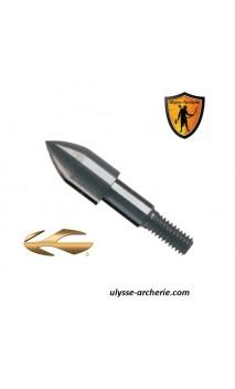 Punta di freccia BULLET 21/64 SAUNDERS - Tiro con l'arco di Ulisse - ULISSE TIRO CON L'ARCO -