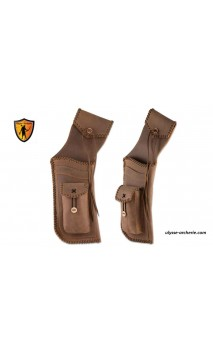 Traditional hip quiver (Field) SL 790 BUCK-TRAIL