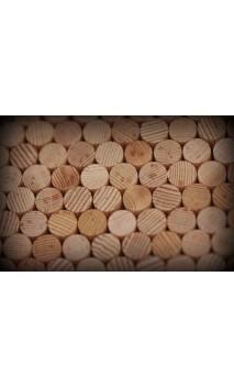 Tubo de madera tradicional 11-32 DOUGLAS FIR de alta calidad