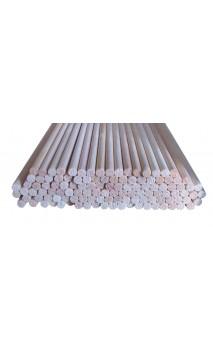 Lote de 12 barricas de pino cónico nórdico (Shafts Tapered) Alta calidad
