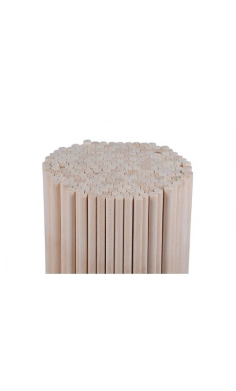 Traditional wooden shafts in Spruce (SPRUCE) 5-16 BEARPAW PRODUCTS - ULYSSE ARCHERIE