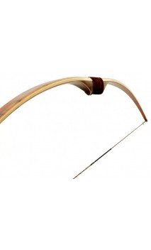 "Traditional Longbow Bow CHEETAH 66"" HOWARD HILL ARCHERY - Ulysses archery - equipment - accessorie -"
