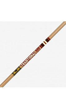 TRADITIONAL CLASSIC XT .204 GOLD TIP carbon shaft