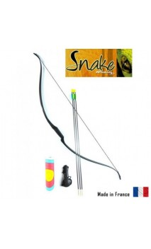 """ROLAN SNAKE 48"""" 15 Lbs bow kit - Ulysses archery - equipment - accessorie -"""