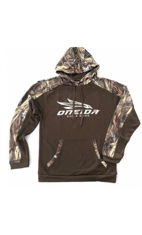 ONEIDA EAGLE BOWS True Timber Camo Performance Hoodie Sweat shirt - ULYSSE ARCHERIE