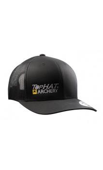 Black Cap SNAPBACK TOPHAT ARCHERY - Ulysses archery - equipment - accessorie -