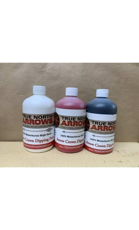 Peinture acrylique à l'eau Vert claire vintage TRUE NORTH ARROWS - ULYSSE ARCHERIE