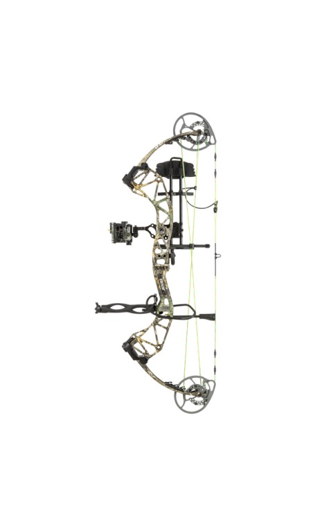 Kit hunting compound bow PARADOX HC RTH BEAR ARCHERY - Ulysses archery - equipment - accessorie -