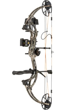 Kit arc à poulies chasse True Timber STRATA CRUZER G2 BEAR ARCHERY - ULYSSE ARCHERIE