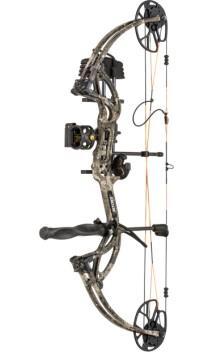 Kit de arco compuesto de caza True Timber STRATA CRUZER G2 BEAR ARCHERY - ULYSSE ARCHERIE