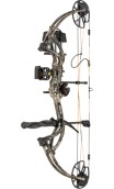 Hunting compound bow kit True Timber STRATA CRUZER G2 BEAR ARCHERY - Ulysses archery - equipment - accessorie -