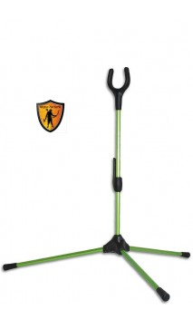 RECURVE BOW STANDS A3 - ALU MAGNETIC GREEN AVALON ARCHERY - Ulysses archery - equipment - accessorie -