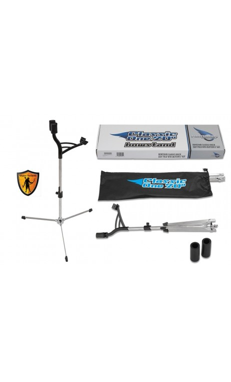 """Bow stand Classic ONE 20"""" AVALON ARCHERY - Ulysses archery - equipment - accessorie -"""