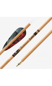 carbon tube TRADITIONAL Classic imitation wood GOLD TIP - Ulysses archery - equipment - accessorie -
