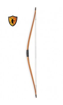 "Arc traditionnel Longbow Hybrid TIKANA 56"" Ambidextre OAK RIDGE - ULYSSE ARCHERIE"
