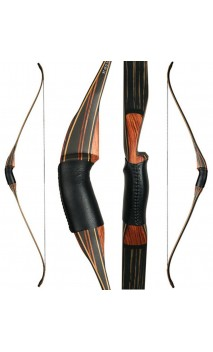"arco ricurvo Lil Favorite 56"" SHREW BOWS"