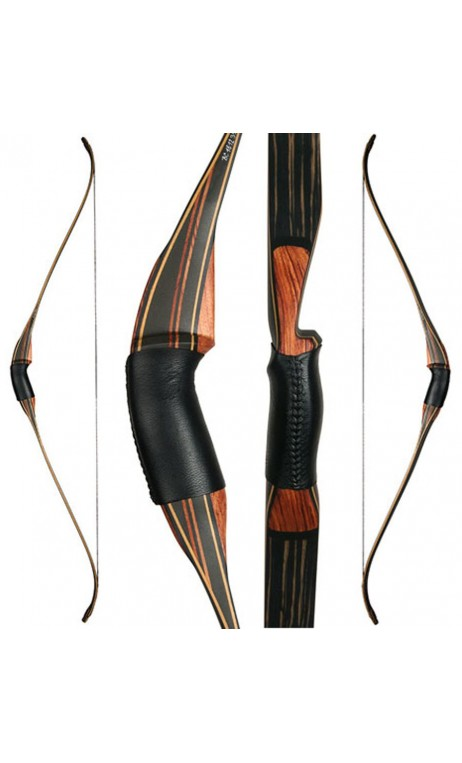 "Arc Recurve Lil Favorite 56"" SHREW BOWS - ULYSSE ARCHERIE"