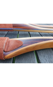 "Arc Longbow HALF-BREED 68"" HOWARD HILL ARCHERY"
