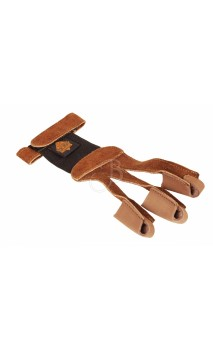 Basic Leather Shooting Glove BIG TRADITION ARCHERY