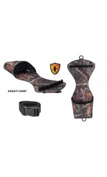 Hunting quiver 6 arrows LR-107-KANATI CAMO NEET ARCHERY - Ulysses archery - equipment - accessorie -
