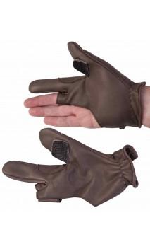Gant de tir en cuir avec déverrouillage du pouce 3RIVERS ARCHERY - ULYSSE ARCHERIE