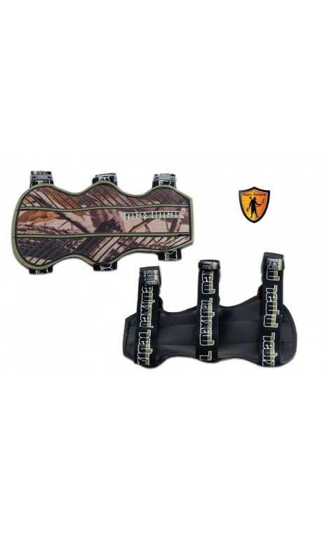 Protege -bras en textile Camo MAXIMAL ARCHERY - ULYSSE ARCHERIE