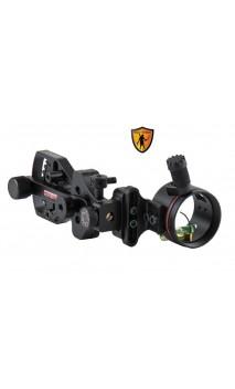Viseur pivotant AIMFAZE pour chasse à l'arc et 3D MAXIMAL ARCHERY