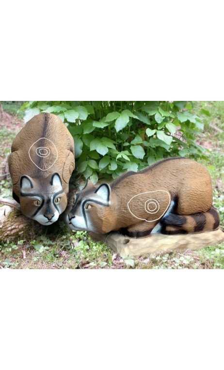 Target 3D WILD CAT (WILDCAT) SRT TARGET - ARQUERÍA DE ULYSSE - ULISES CON ARCO