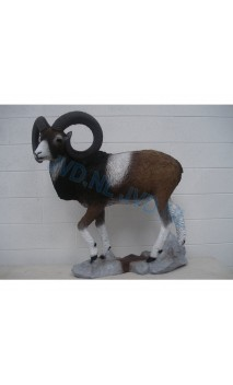 Cible 3D Mouflon SRT