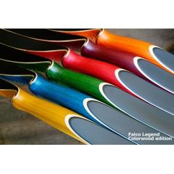"Arco tradicional Longbow LEGEND 68"" FALCO ARCHERY - ULYSSE ARCHERIE"