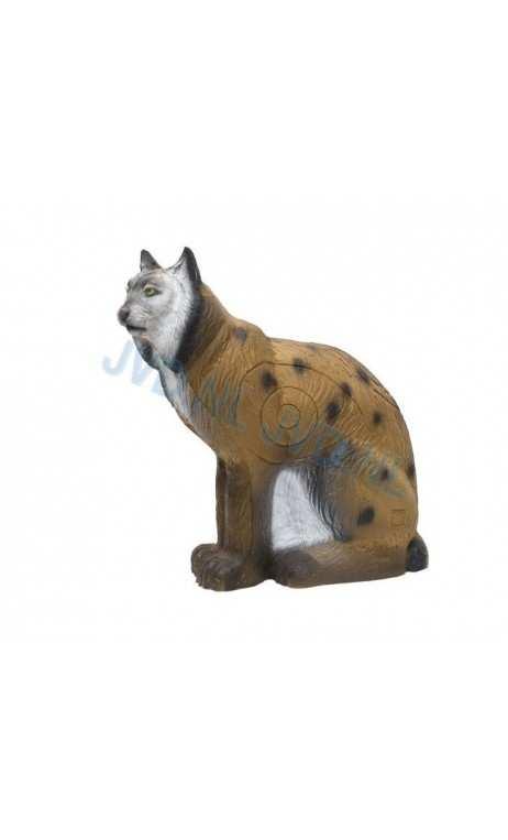 Cible Lynx Assis 3D de chez SRT TARGET - ULYSSE ARCHERIE