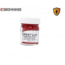 Crest Lac Paint Red BOHNING ARCHERY - ULYSSE ARCHERIE