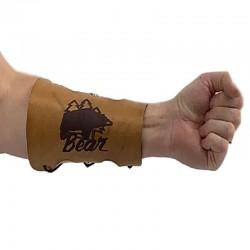 Protège bras LOGO VINTAGE BEAR ARCHERY - ULYSSE ARCHERIE