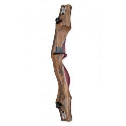 "Manico in legno SHADE MORADO 19"" OAK RIDGE - ULYSSE ARCHERIE"
