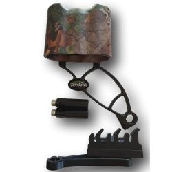 Bow quiver 2 pieces 3 arrows TREELIMB QUIVERS equipment for your hunting bow for traditional, instinctive, 3D shooting.