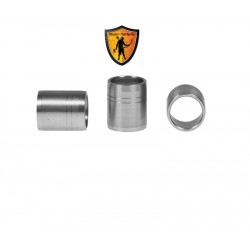 Stainless steel PROTECTOR RING ID 5.60 TOPHAT ARCHERY - ULYSSE ARCHERIE