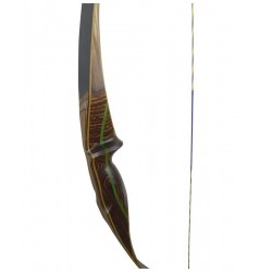 """Traditional hunting bow Recurve CARACAL 60"""" OLD TRADITION - ULYSSE ARCHERIE"""