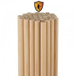 Eje de flecha de madera de cedro de primera calidad 11/32 ROSE CITY - ULYSSE ARCHERIE