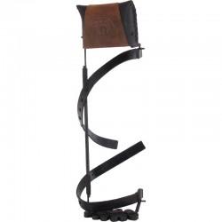 SUPER HUNTER Bogenköcher Braun und Schwarz BEARPAW PRODUCTS Ausrüstung für Ihren Jagdbogen für traditionelles, instinktives 3...