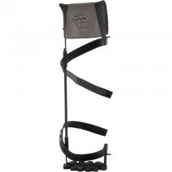 Carquois d'arc SUPER HUNTER Noir et Gris BEARPAW PRODUCTS un équipement pour votre arc de chasse.