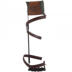 Carquois d'arc SUPER HUNTER Vert et Marron BEARPAW PRODUCTS un équipement pour votre arc de chasse.